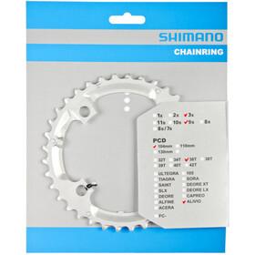 Shimano Alivio FC-M431 Chainring 9-fold silber